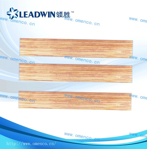 Scarf-joint electrical laminated wood